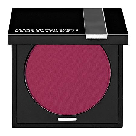 Makeup  on Make Up For Ever Powder Blush In Dark Raspberry 58 Vibrant Matte