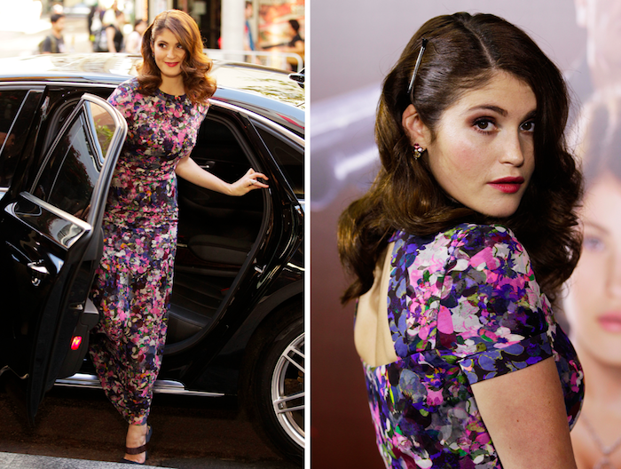 Gemma-Arterton-Erdem-floral-dress-Resort-2013-red-carpet