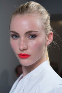 Richard Nicoll Spring Summer 2013 Make-Up - LFW Beauty (Vogue UK)