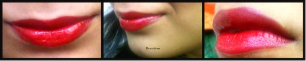 Estee Lauder Pure Color Long Lasting Lipstick in Maraschino Lip Swatch