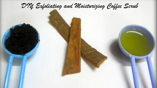 DIY Exfoliating and Moisturizing Coffee Scrub