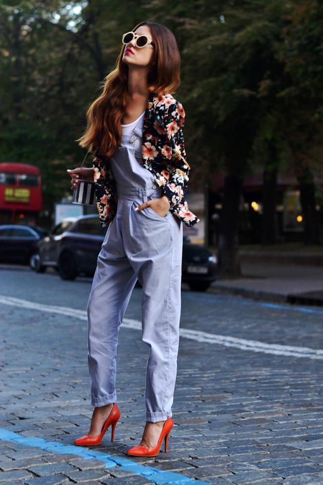 Street style seen on Pinterest