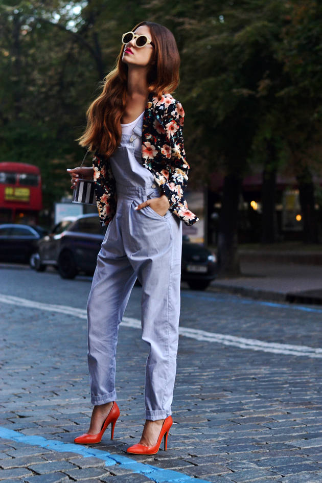 Street style seen on Pinterest