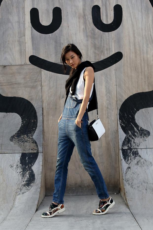 Street style seen at Milan Fashion Week