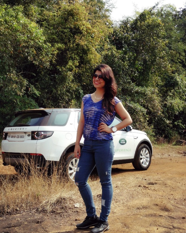 The Land Rover Experience