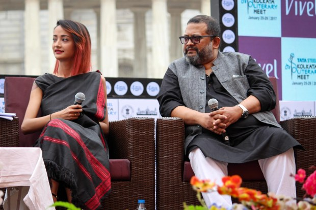 Andrea Tariang and Aniruddha Roy Chowdhury talking about their film Pink