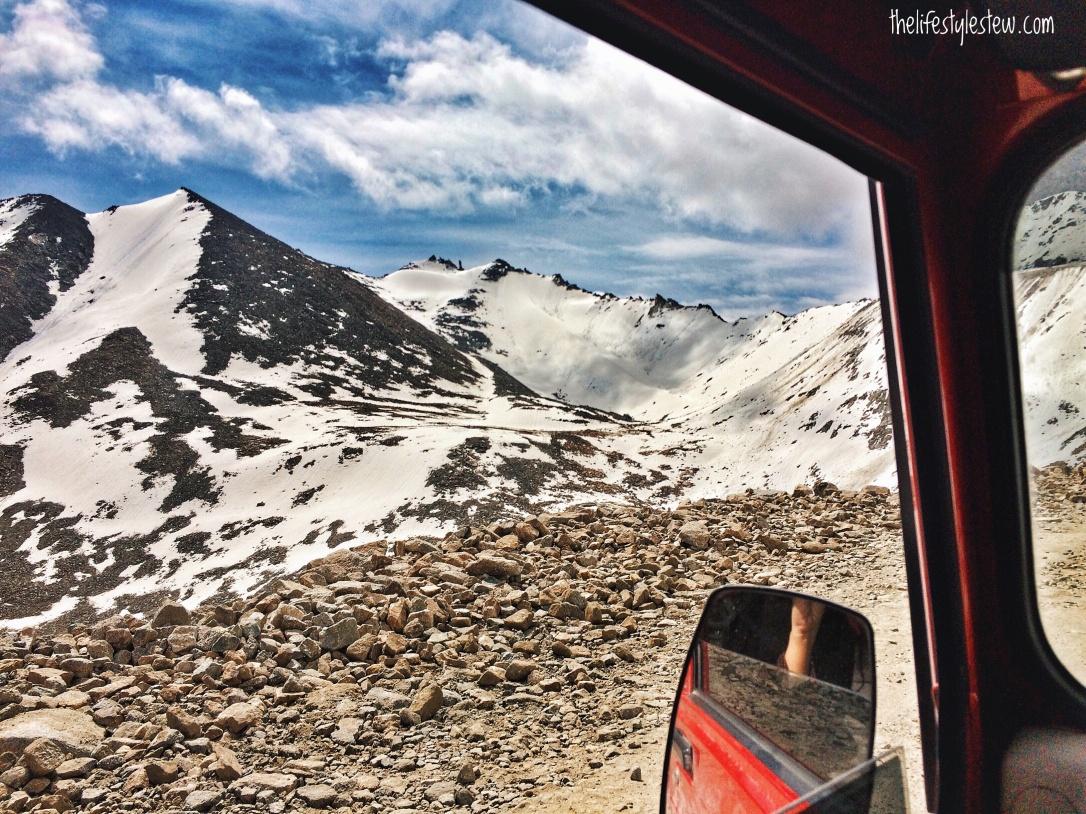 Khardung La, Ladakh